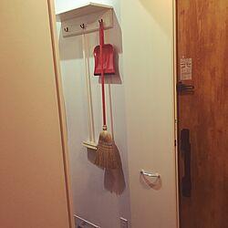 玄関/入り口/掃除道具/レデッカーのインテリア実例 - 2016-02-23 22:07:49