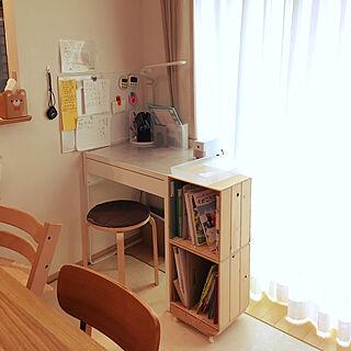 女性家族暮らし3LDK、小学生に関するyumi.coroさんの実例写真