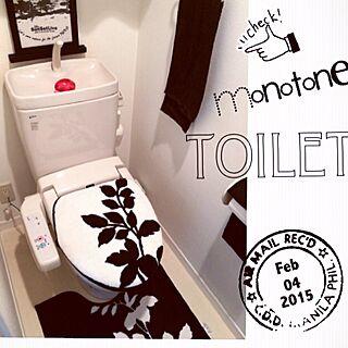 女性の、1LDK、家族住まいの「バス/トイレ」についてのインテリア実例