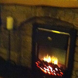 男性48歳の、Fireplaceに関するPatさんの実例写真