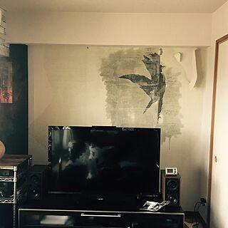 男性43歳の家族暮らし3LDK、リノベ計画に関するichiさんの実例写真