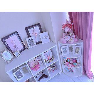 女性一人暮らし1K、instagram/@moca_roomに関するMOCA_ROOMさんの実例写真