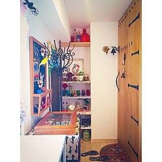 室内ドアの人気の写真(RoomNo.1564605)
