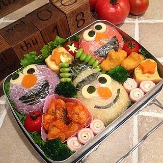 男性家族暮らし4LDK、カレンダーキューブに関するHirotoshiさんの実例写真