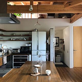 無印良品/ロフトのある家/一番好きな場所/ミックスインテリア/掃除しやすく...などのインテリア実例 - 2020-05-01 07:45:08