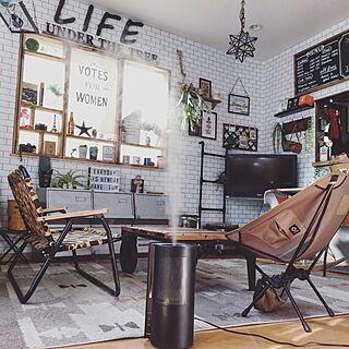 男性35歳の家族暮らし4LDK、アウトドアミックスに関するRHplusさんの実例写真