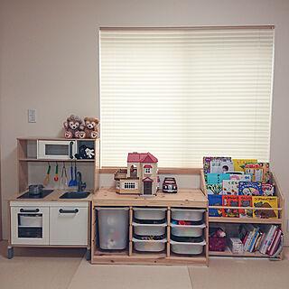 、子供キッチンに関するan-juさんの実例写真