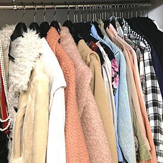 、洋服の収納に関するさんの実例写真