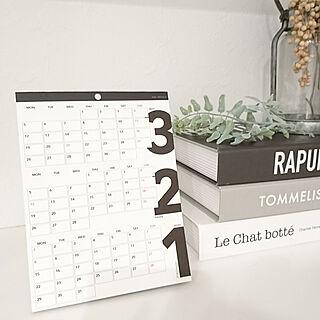 女性家族暮らし、カレンダー2018に関するpattchiさんの実例写真