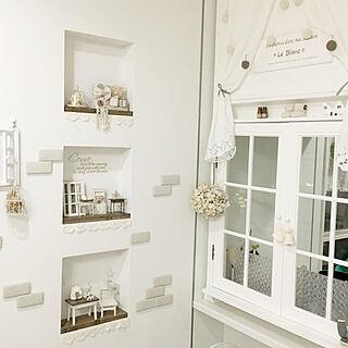 窓枠DIYの人気の写真(RoomNo.3186443)