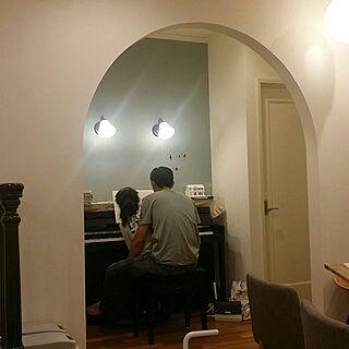 ピアノがある部屋の人気の写真(RoomNo.2757826)