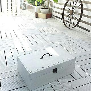 女性家族暮らし3LDK、娘のおしゃれ箱に関するflannel.さんの実例写真