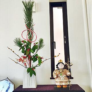 女性家族暮らし、木目込み人形に関するkjktさんの実例写真