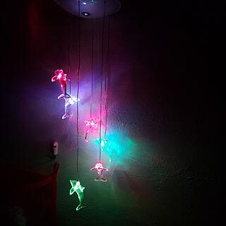 壁/天井/寝室/イルカ/ライトのインテリア実例 - 2019-06-21 22:50:20