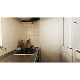 キッチン/包丁スタンド/包丁/IKEA/一人暮らし...などのインテリア実例 - 2019-03-17 11:50:23