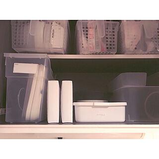 女性25歳の一人暮らし1R、kitchen shelfに関するmaiさんの実例写真