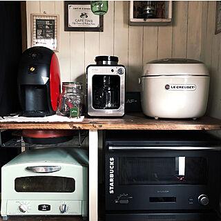 3LDK、家族住まいの「キッチン」についてのインテリア実例