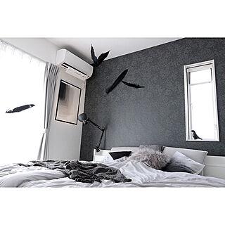 女性家族暮らし4LDK、主寝室に関するr.y0323__homeさんの実例写真