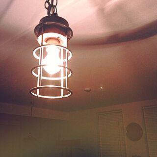 壁/天井/ペンダントライト/照明/ペンダントLightのインテリア実例 - 2012-07-05 23:04:12