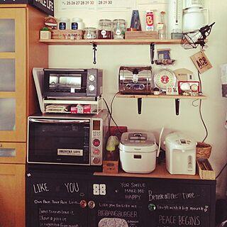 キッチン/照明/DIY/男前インテリア目指して/ORISUKE LIFE/chikaちゃん♡...などのインテリア実例 - 2014-04-03 12:31:28