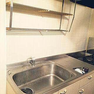 女性家族暮らし2LDK、リビングダイニングキッチン*に関するLUNAさんの実例写真