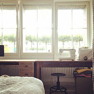女性家族暮らし3LDK、アトリエルームに関するjucom.deさんの実例写真