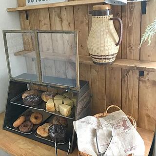 女性37歳の家族暮らし4LDK、パン ハンドメイド☆に関するmoonriver935さんの実例写真