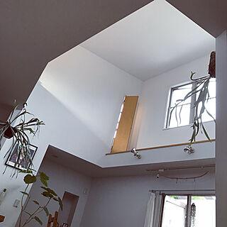 3LDK、家族住まいの「壁/天井」についてのインテリア実例