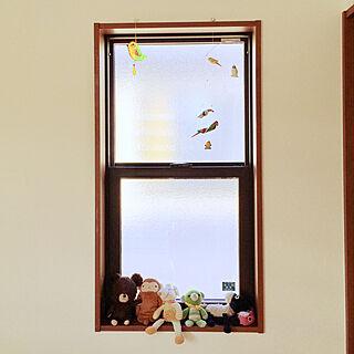 女性45歳の家族暮らし3LDK、ミカヅキモモコに関するshizuponさんの実例写真