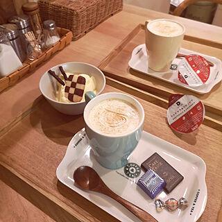 机/おうちカフェ/コーヒーメーカー/ドリップポッド/DRIP POD...などのインテリア実例 - 2021-03-28 16:45:06