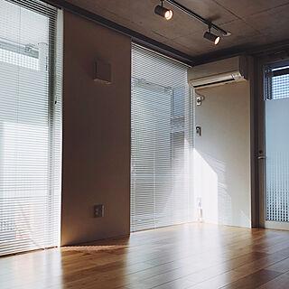 女性25歳の一人暮らし1R、一人暮らし部屋全体に関するxx_tgmさんの実例写真