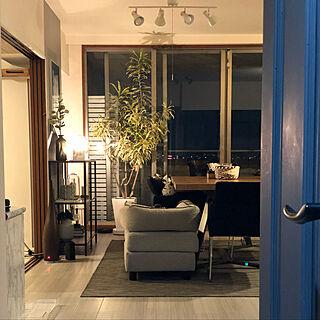 DIY/北欧テイスト/グレーが好き/IKEA/部屋全体のインテリア実例 - 2019-03-20 10:50:37