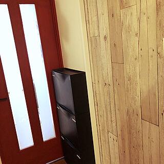 シンプル/壁紙/親と同居/古い家/IKEA...などのインテリア実例 - 2019-09-24 16:50:58