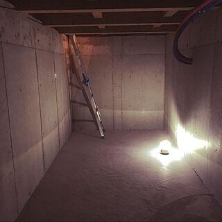 男性42歳の家族暮らし、地下室に関するwadakotaroさんの実例写真