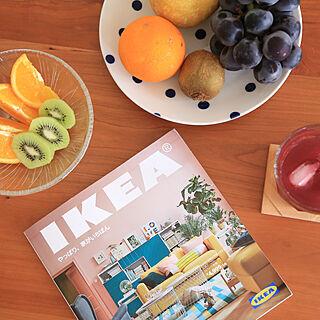 IKEAカタログ/中古を買ってリノベーション/こどもと暮らす。/フルーツ/リノベーション...などのインテリア実例 - 2017-08-31 12:41:17