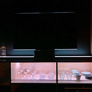照明/DIY/ガレージ/バー/棚のインテリア実例 - 2021-01-18 22:11:32