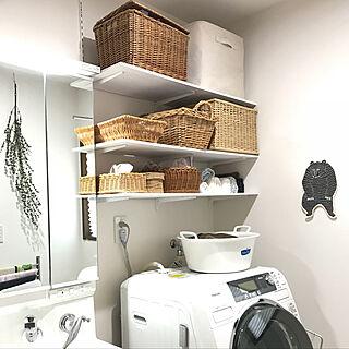 女性41歳の家族暮らし、可動式My Shelfに関するmiiさんの実例写真