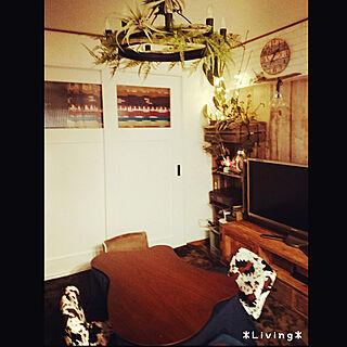 女性家族暮らし3LDK、アレンジに関するkajyuさんの実例写真