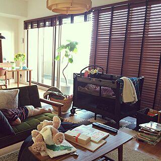 部屋全体/絵本/子どものおもちゃ/次女/こどもと暮らす。...などのインテリア実例 - 2016-05-22 17:53:28
