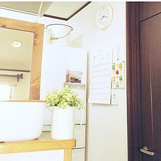 キッチン/建具だらけ。/いきなりチャンづけごめんなさい。/リグティグブレッドケース/無印良品...などのインテリア実例 - 2014-07-29 08:40:16