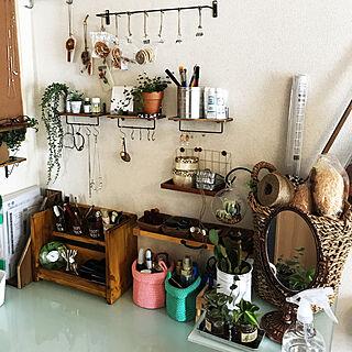 女性2DK、DIY ニトリに関するakane.さんの実例写真