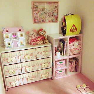 女性家族暮らし、ニッセン家具に関するYUKIさんの実例写真