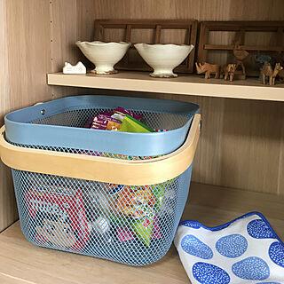 棚/イケア75/IKEA/雑貨/お菓子の収納のインテリア実例 - 2018-09-16 11:07:26