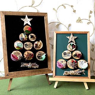 クリスマス/minne→ myjktaka/ギャラリー名 full of fun/ディスプレイ/クリスマス飾り...などのインテリア実例 - 2019-11-07 13:33:51