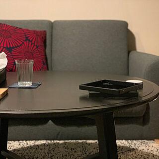 7.2畳/ひとり暮らし/IKEA/モノトーン/机...などのインテリア実例 - 2020-10-09 01:53:58