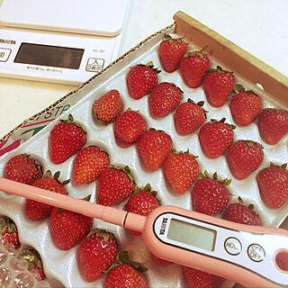 女性36歳の家族暮らし2LDK、温度計、湿度計に関するshimaさんの実例写真