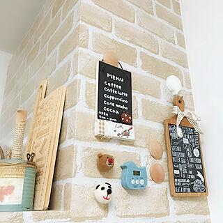 女性30歳の家族暮らし4LDK、mogりんのカッティングボード♡に関するsatotoさんの実例写真