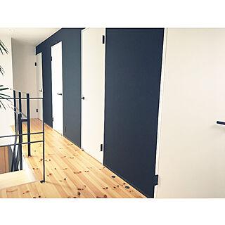 男性39歳の家族暮らし2LDK、廊下のない家に関するNoboさんの実例写真
