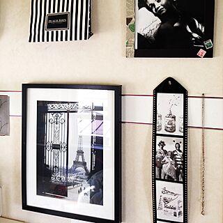 壁/天井/マリリン・モンロー/IKEA/アンティークのインテリア実例 - 2014-09-23 14:54:20