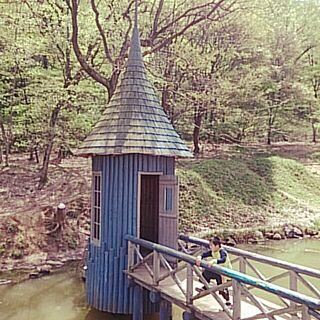 玄関/入り口/ムーミン/北欧/あけぼの子どもの森公園/ムーミンの世界のインテリア実例 - 2015-04-18 16:14:39